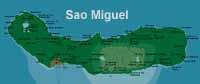 Sao Miguel, Azoren,