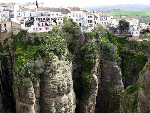 Ronda, das schönste aller Andalusischen Weißen Dörfer