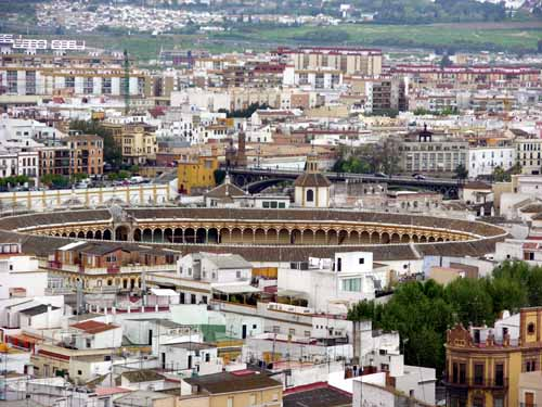 Sevilla im Herzen Andalusiens