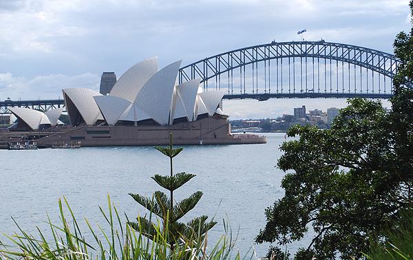 Eine Woche in Sydney -  Städtereise