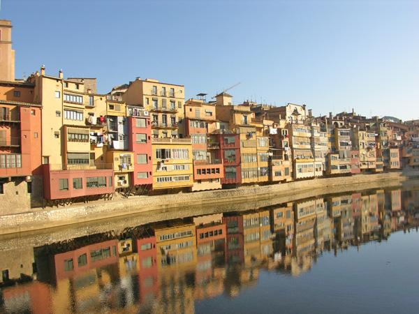 Spanien, Gerona Fotos