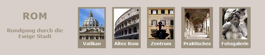 Reisebericht Rom Städtereise